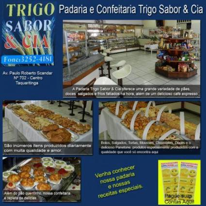 Panificadora Trigo Sabor & Cia