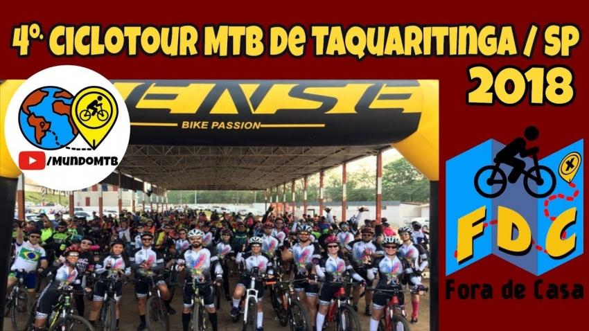 4º Ciclotour MTB de Taquaritinga