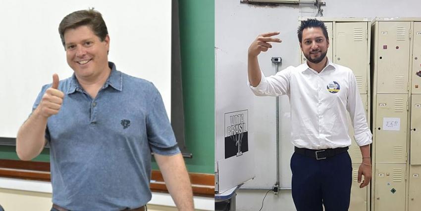Em Taquaritinga Marco Vinholi e Baleia Rossi foram os deputados mais votados